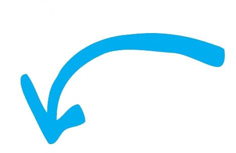 Fleche bleu blanc - 3DPartFinder