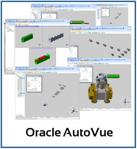 3DPartFinder for Oracle AutoVue